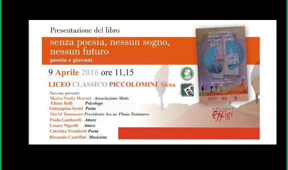 Associazione il liceone liceo classico di sienaliceone for Futuro del classico